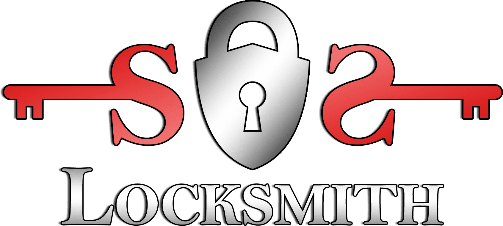 SOS Locksmith Dallas Logo