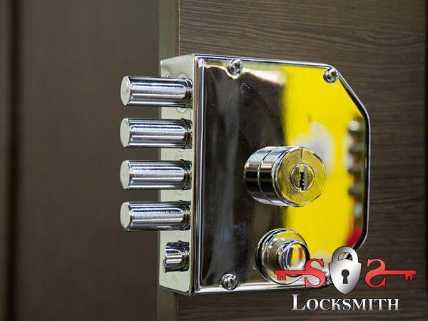 High Security Locks Dallas