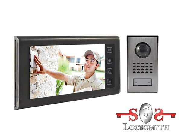 Intercom Video System Dallas