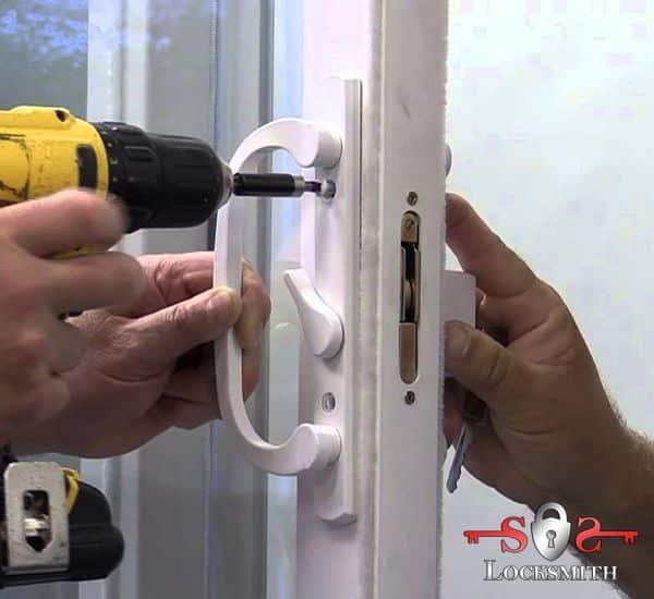 Patio Door Locks Dallas