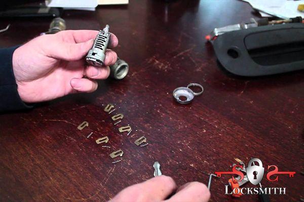 Rekey Car Keys Dallas