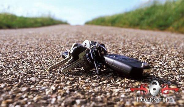 Replace Lost Key Dallas