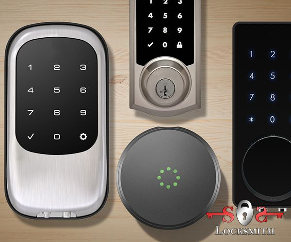 Smart Locks Dallas