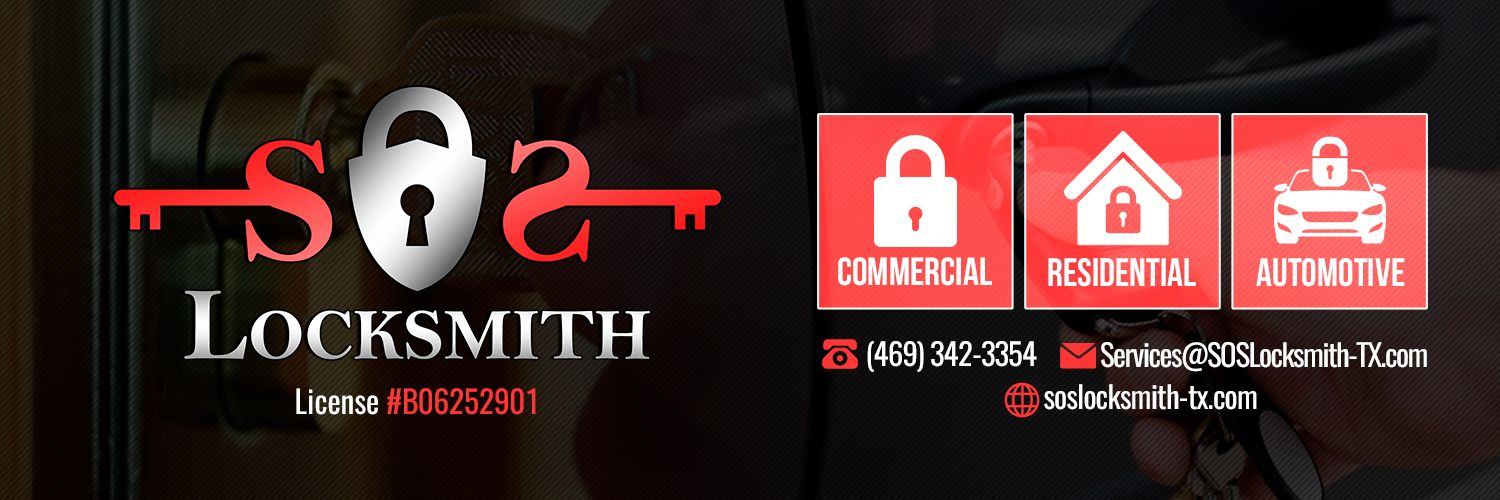 The Best Locksmith Dallas, Texas SOS Locksmith