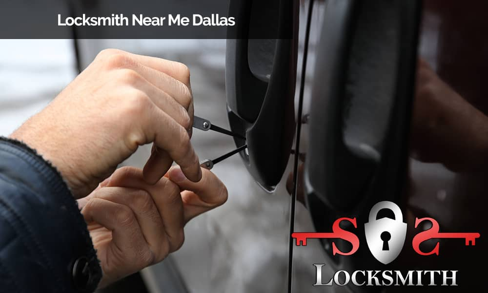 When you need for a near locksmith in any kind of emergency, make sure to choose SOS Locksmith. So if you are looking for quick, cost-effective, friendly, excellent workmanship and professional locksmith in the Dallas area, you know who to call.